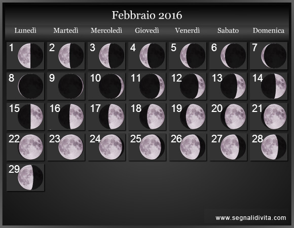 Calendario Lunare Capelli Febbraio 2020.Calendario Lunare Capelli Febbraio 2020 Calendario 2020