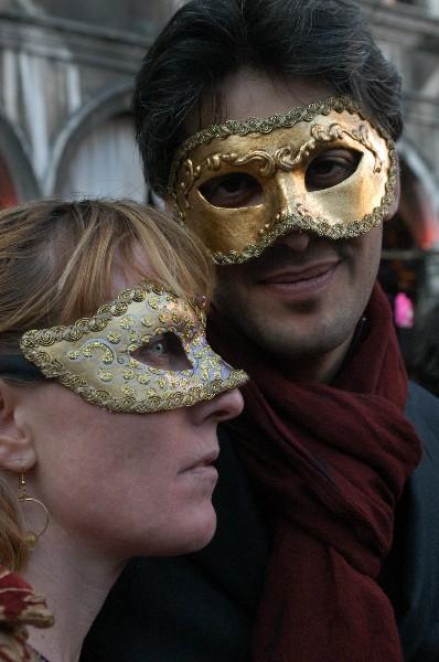 Amanti - Carnevale di Venezia