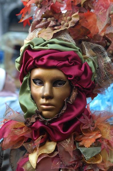 Autunno - Carnevale di Venezia