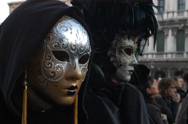 Carnevale in maschera - Carnevale di Venezia