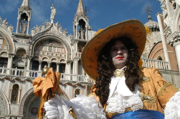 Cavalliere - Carnevale di Venezia