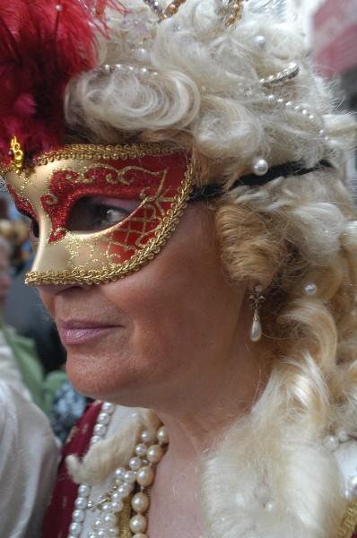 Dama medievale - Carnevale di Venezia