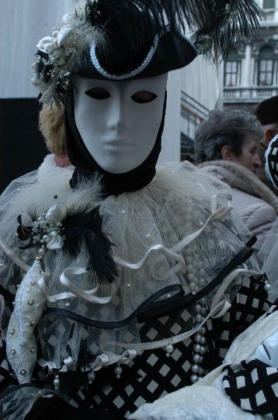 Damigella Medievale - Carnevale di Venezia
