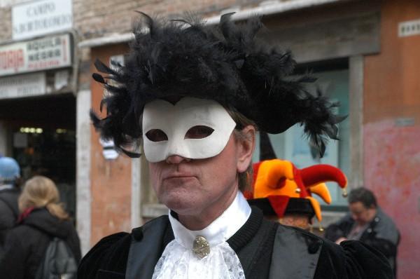 Diplomatico - Carnevale di Venezia