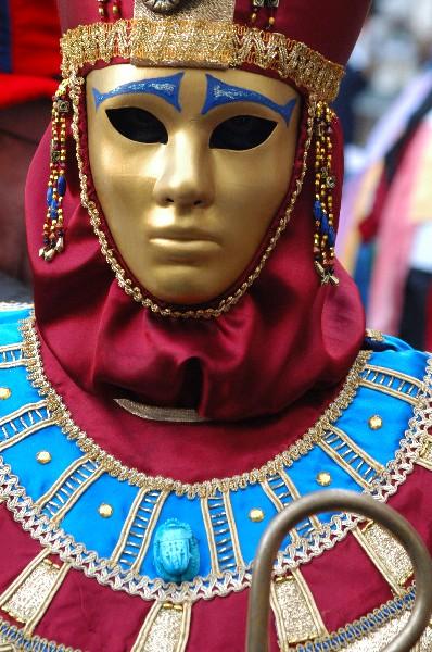 Egitto - Carnevale di Venezia
