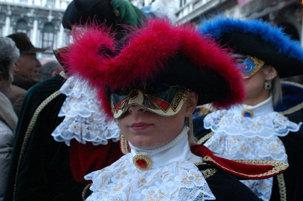 Famiglia Medievale - Carnevale di Venezia
