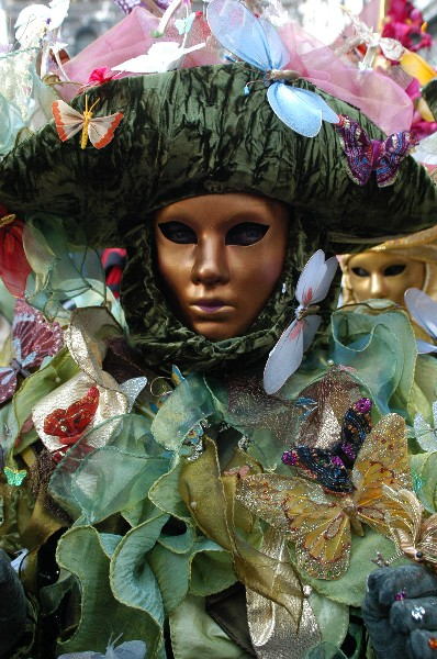Farfalline - Carnevale di Venezia