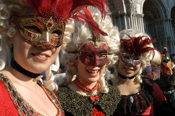 Giapponesine - Carnevale di Venezia