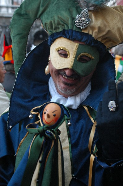 Il Buffone - Carnevale di Venezia