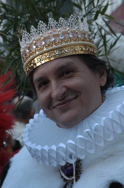 Il Re - Carnevale di Venezia