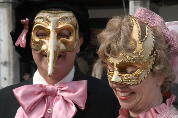 Inglesi - Carnevale di Venezia