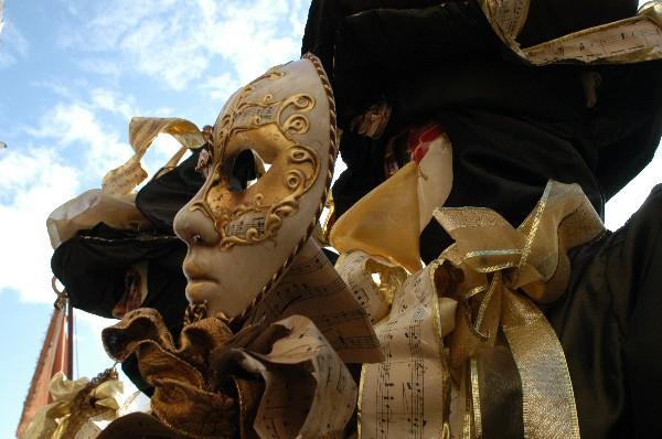La Maschera della Musica - Carnevale di Venezia