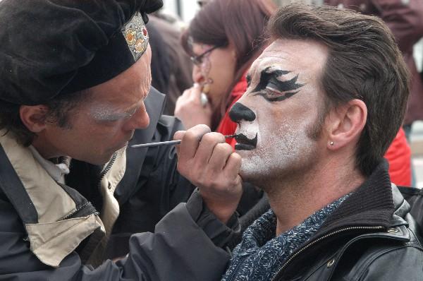 Make-up - Carnevale di Venezia