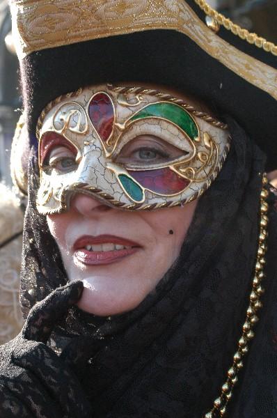 Maschera Carnevale - Carnevale di Venezia