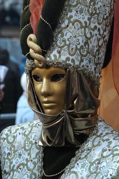 Maschera Egitto - Carnevale di Venezia