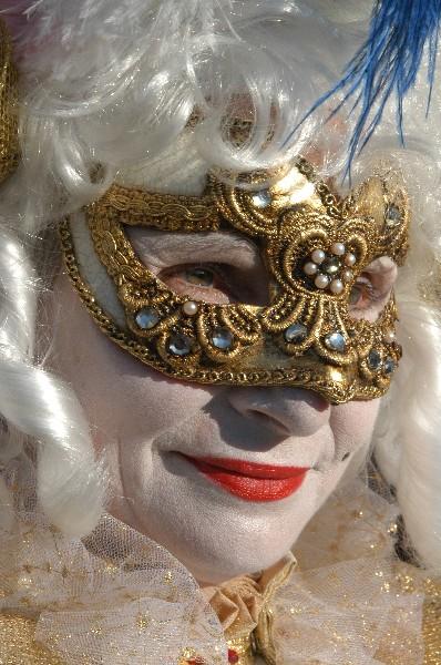 Maschera gioiello - Carnevale di Venezia