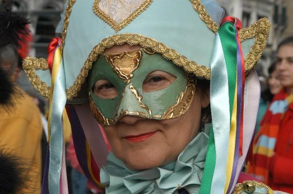 Maschera settecentesca - Carnevale di Venezia