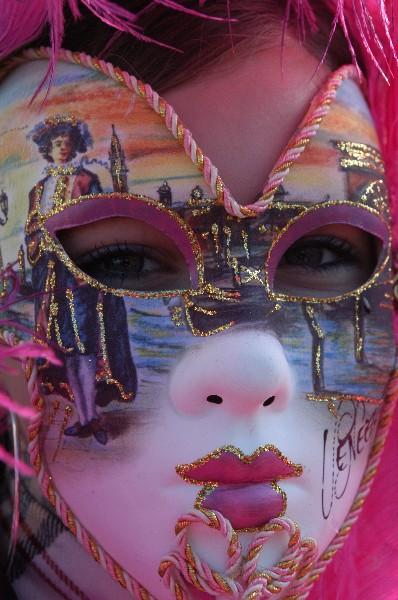 Maschera veneziana - Carnevale di Venezia