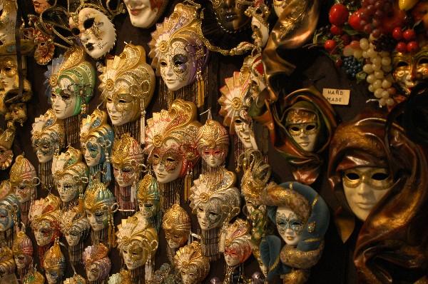 Maschere - Carnevale di Venezia
