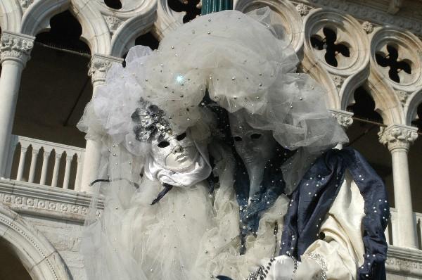 Maschere stellari - Carnevale di Venezia