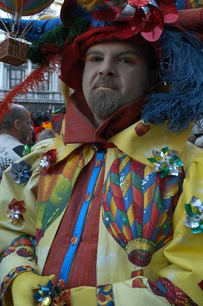 Mongolfiera - Carnevale di Venezia