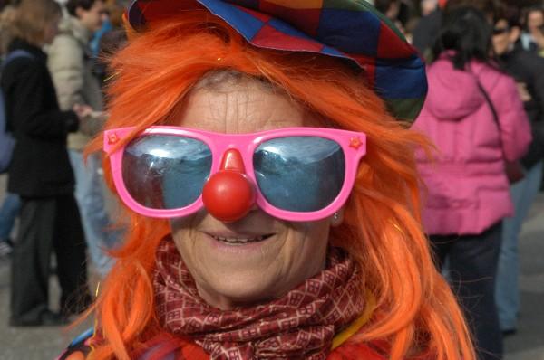 Occhialone - Carnevale di Venezia