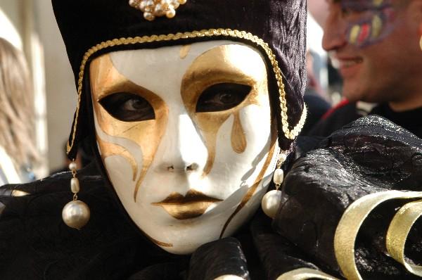 Oro Perla - Carnevale di Venezia