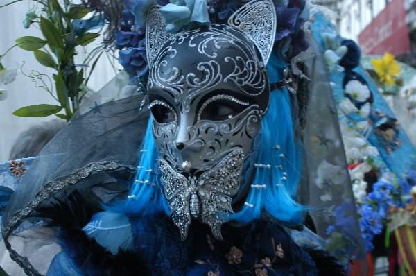 Pantera Blu - Carnevale di Venezia