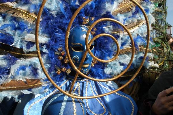 Pavonico - Carnevale di Venezia