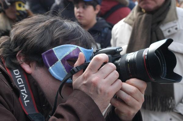 Photographer - Carnevale di Venezia