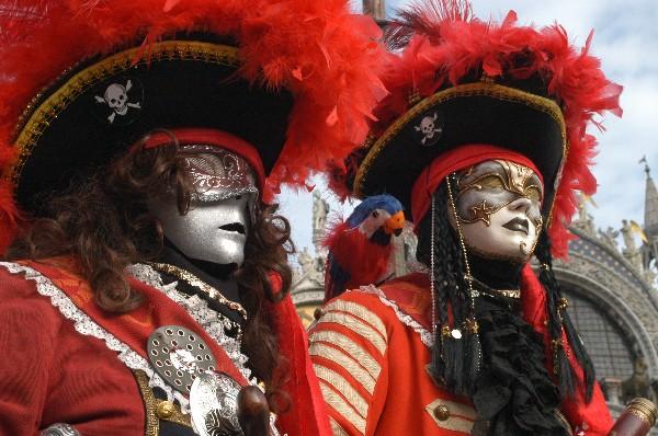 Pirati - Carnevale di Venezia
