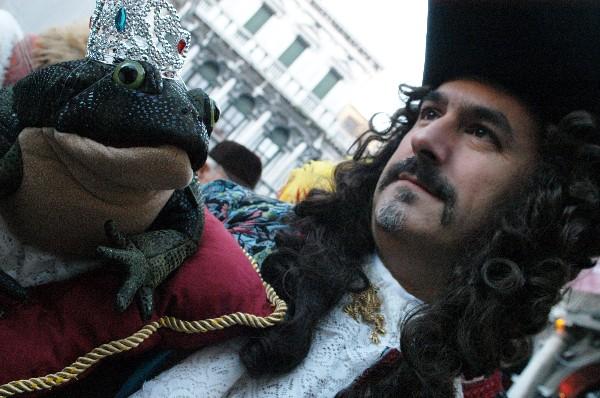 Rospo - Carnevale di Venezia