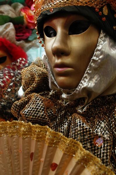 Sguardo profondo - Carnevale di Venezia