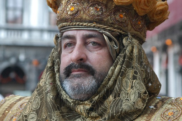 Sua Maesta - Carnevale di Venezia