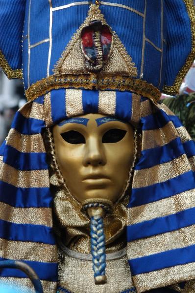 Tutankhamon - Carnevale di Venezia