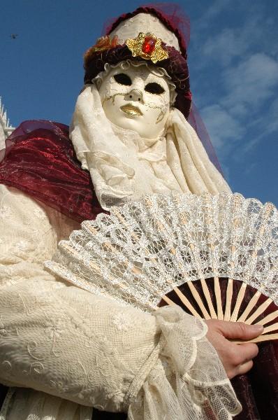 Ventaglio - Carnevale di Venezia