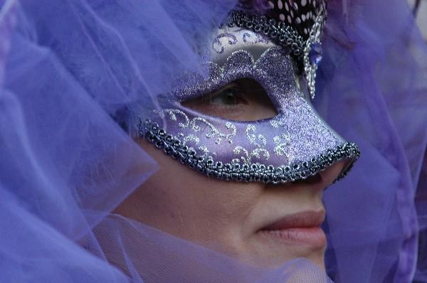 Viola - Carnevale di Venezia