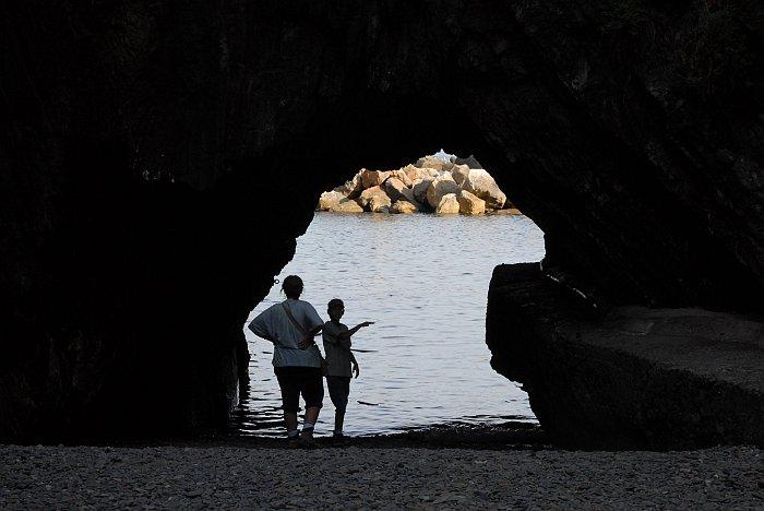 Grotta Vernazza - Cinque Terre