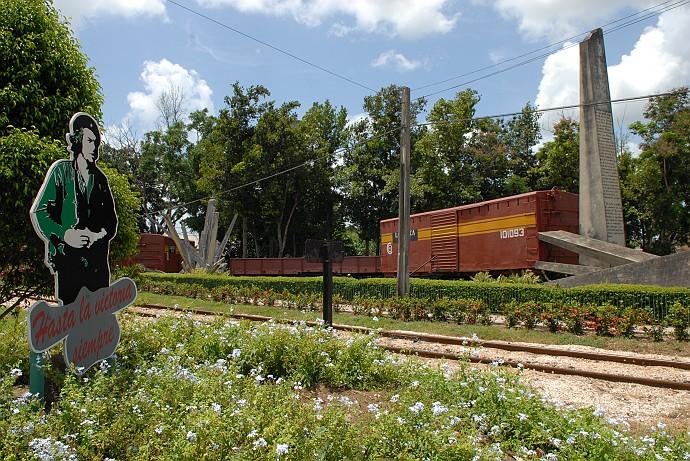 Treno deragliato - Santa Clara :: Cuba