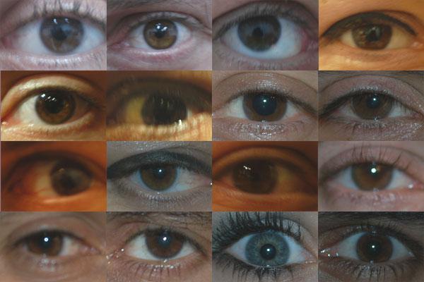La rosa nera non e 39 vero che gli occhi sono lo specchio - Occhi specchio dell anima ...