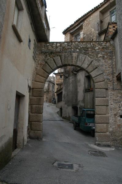 Porta dell'Acqua - Santa Caterina dello Ionio