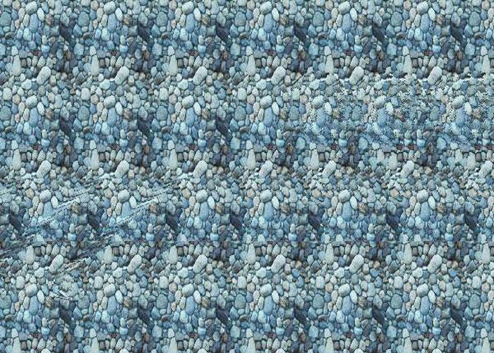 illusioni ottiche buskers pirata stereo foto 3d arte ascii cronometro ...