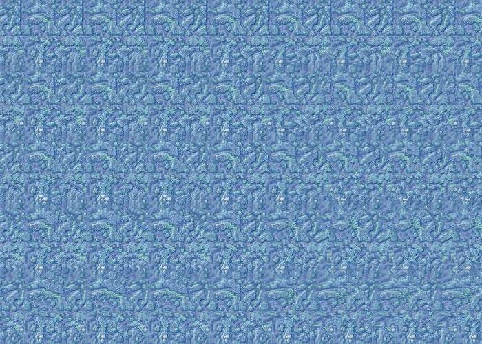 Omino stereogrammi for Immagini tridimensionali gratis